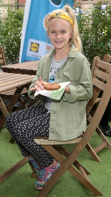 "Julia Patynska Pruniwiez pictured at the launch of Lidl's pop up""The Bakery"" in aid of it's charity partner Jigsaw -the national centre for youth mental health in Rathmines,Dublin. Pic Brian McEvoy No Repro fee for one use"