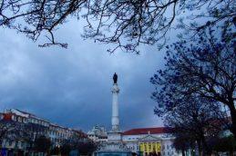 Lisbon Modern Emblematic Square