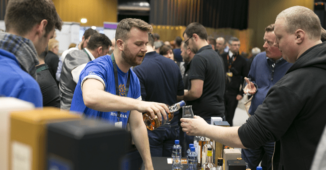 15 Unmissable Stands to Visit at Whiskey Live Dublin 2018