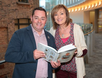 Neven Maguire and Mary Kennedy p
