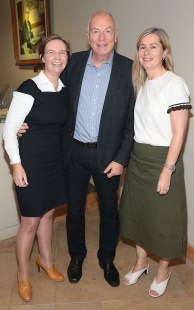 Rena O Sullivan,George McClenahan and Louise McNairney