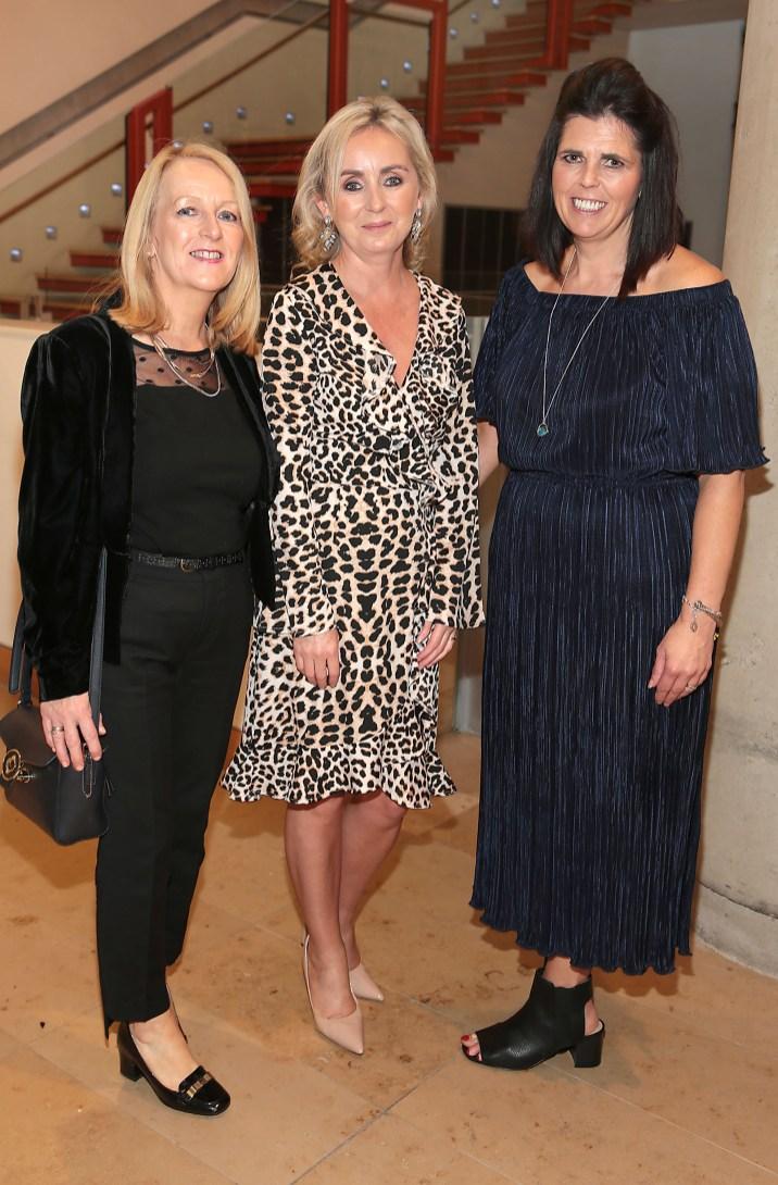 Imelda Oates,Andrea Doherty and Sorcha Moffitt