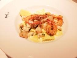 Peploe's Crab Ravioli