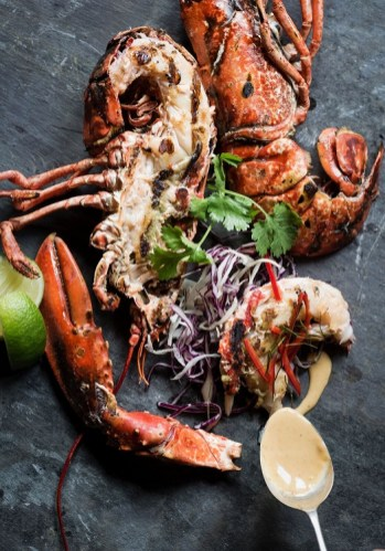 Saba Whole Lobster 1