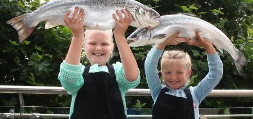 Kids Seafood September