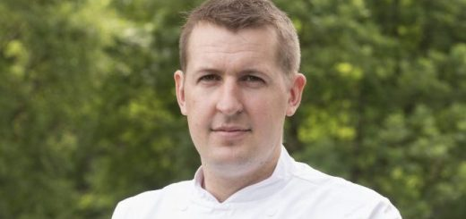 Head Chef Cormac McCreary