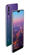 HUAWEI P20 Pro Twilight Front and Back