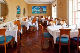 King Sitric Fish Restaurant and Accommodation, Howth, Dublin, Ireland. June 2016