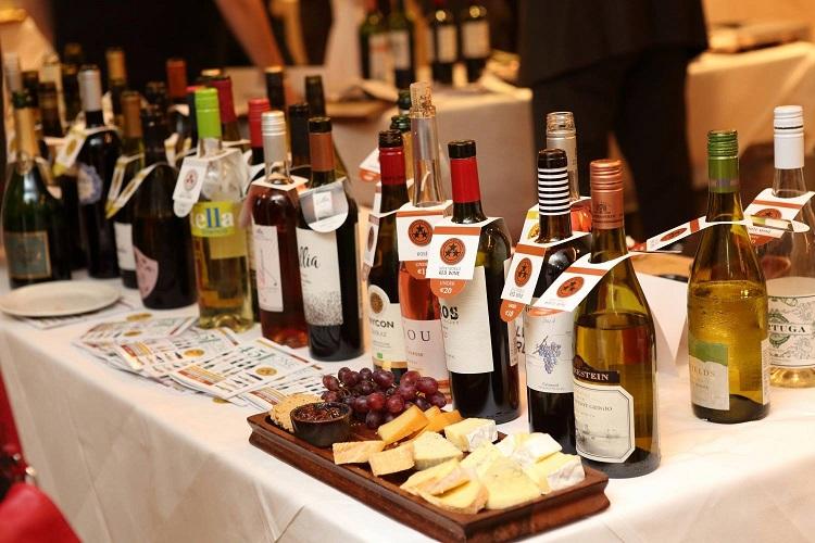 Irish Wine Show Star Awards 2018