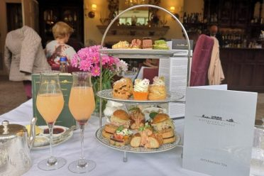 Waterford Castle Afternoon Tea17