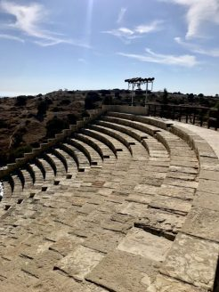 cyprus ancient theatre