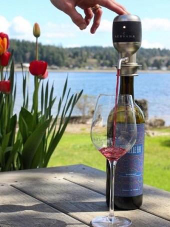 Aervana wine aerator 2