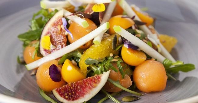 Fig & Apple Salad