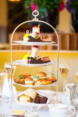 Shelbourne Hotel's Festive Afternoon Tea
