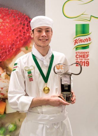 KNORR Student Chef