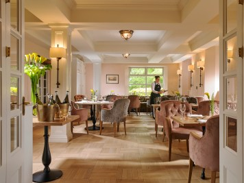The Hound Restaurant at Hunters Yard - Private dining 01