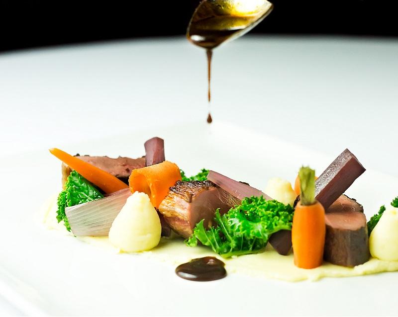 Magret Duck Recipe by Chef Stuart Heeney From Clontarf Castle