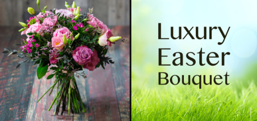 Easter-bouquet