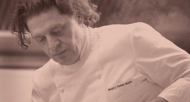 Win Marco Pierre White's Friday Night Supper Club Experience in the Courtyard Donnybrook – Competition Closed
