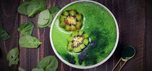 Green Smoothie Bowl Recipe By My Nutrition Ireland