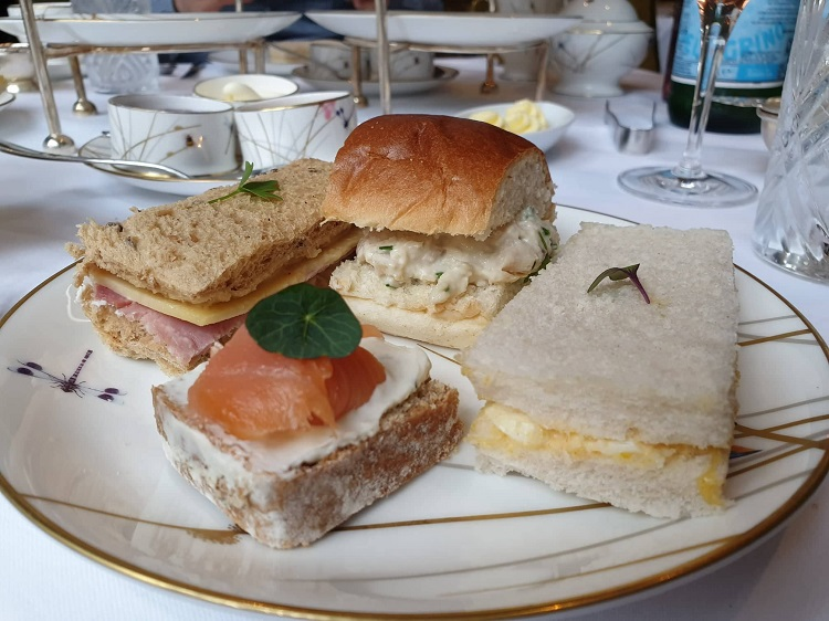 InterContinental Dublin Afternoon Tea Review 6