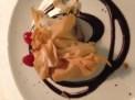 Moose in filo pastry