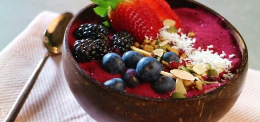 Smoothie Bowl Recipe By Chef Jeeny Maltese