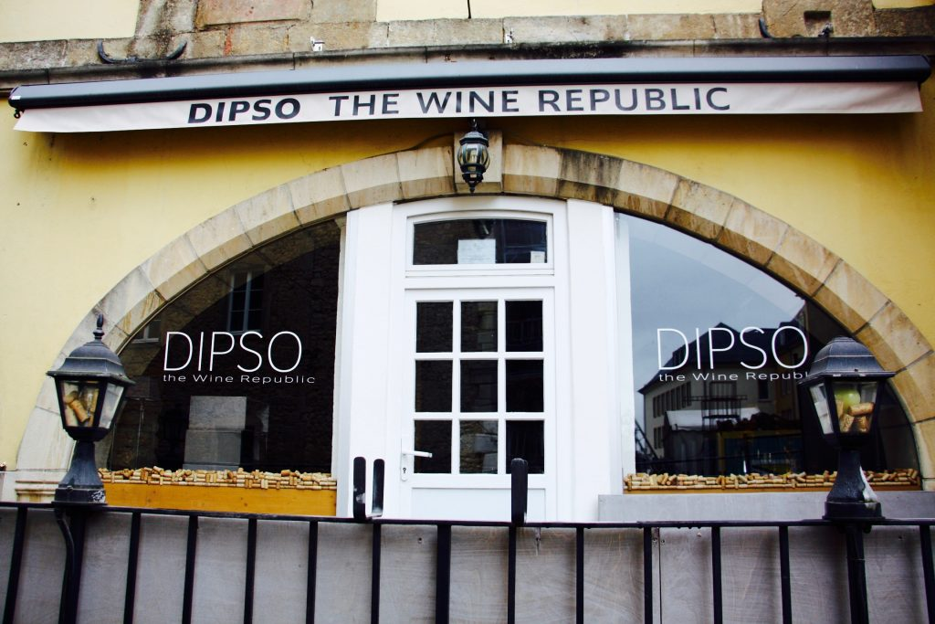 Luxembourg - Dipso