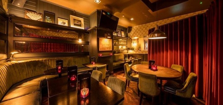good bars for groups in dublin