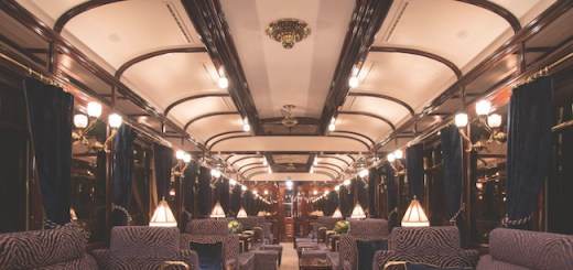 Top Ten Gourmet Train Journeys