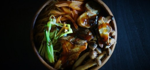 Braised Asian Mushrooms Recipe By My Nutrition Ireland