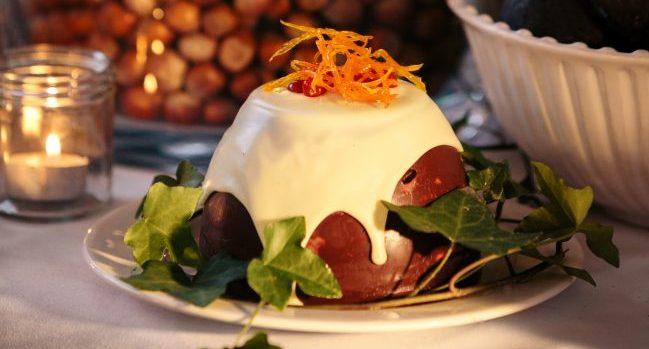 Scrumptious Chocolate Bombe Recipe from Avoca