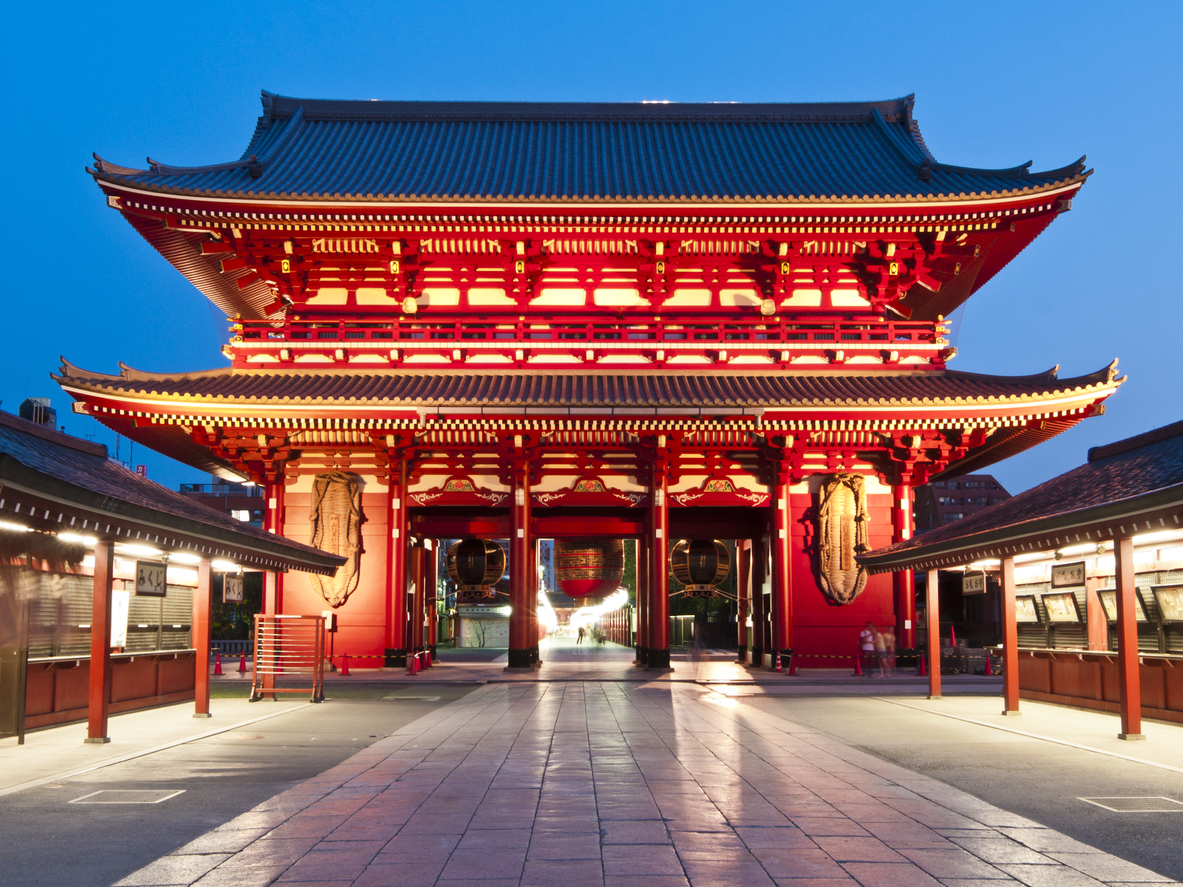 Top 12 Things To See/Do In Tokyo