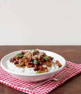 Simple Chilli Con Carne with Ballymaloe Pepper Relish Recipe  By Ballymaloe Foods