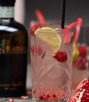 """""""Maritime Berry Fizz"""" Cocktail Recipe By Sliabh Liag Distillers"""