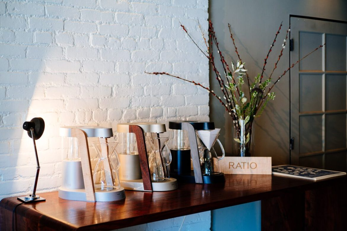 Visit Ratio and Clive Coffee for some of the best coffee tools and espresso makers around in Portland, see more on thetasteedit