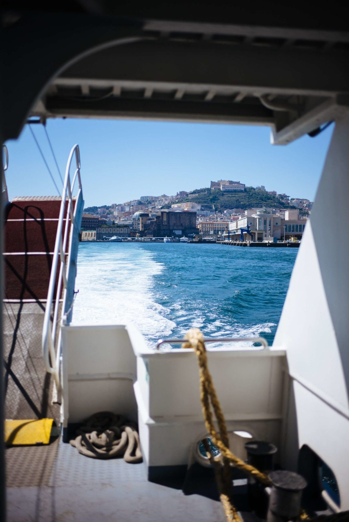 How to Get to The Amalfi Coast? The Taste Edit recommends taking a boat for the easiest way to get to the Amalfi Coast. Take a high speed ferry from Naples to Capri,Procida, Sorrento, or Ischia