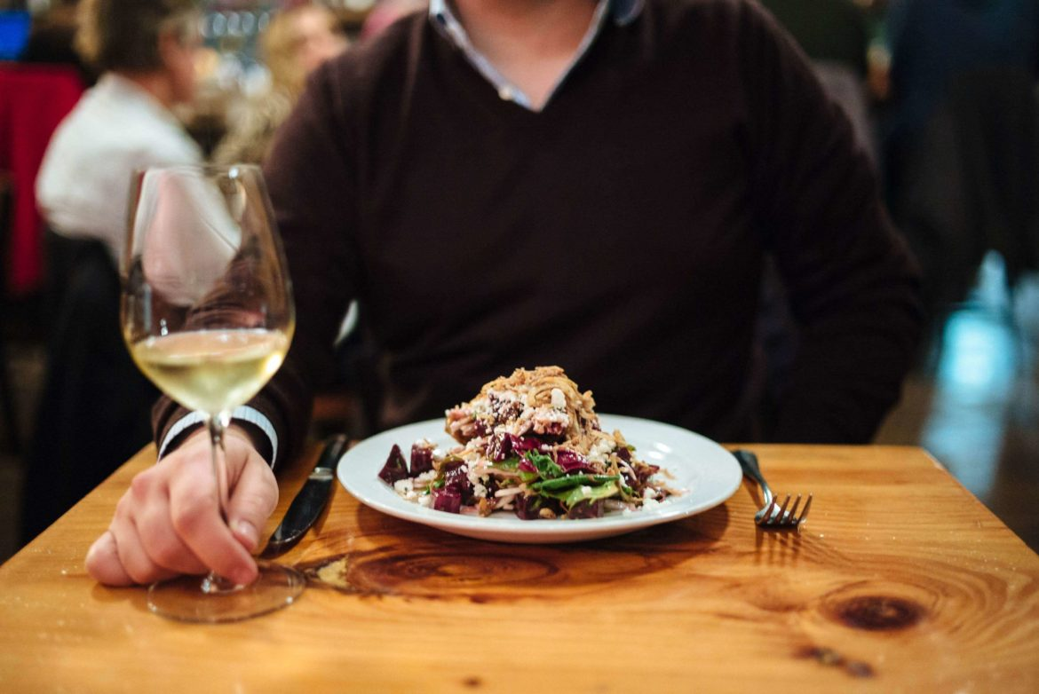 For one of the best restaurants in Indy, go to Bluebeard for dinner next time you're in Indianapolis, thetasteedit #restaurant