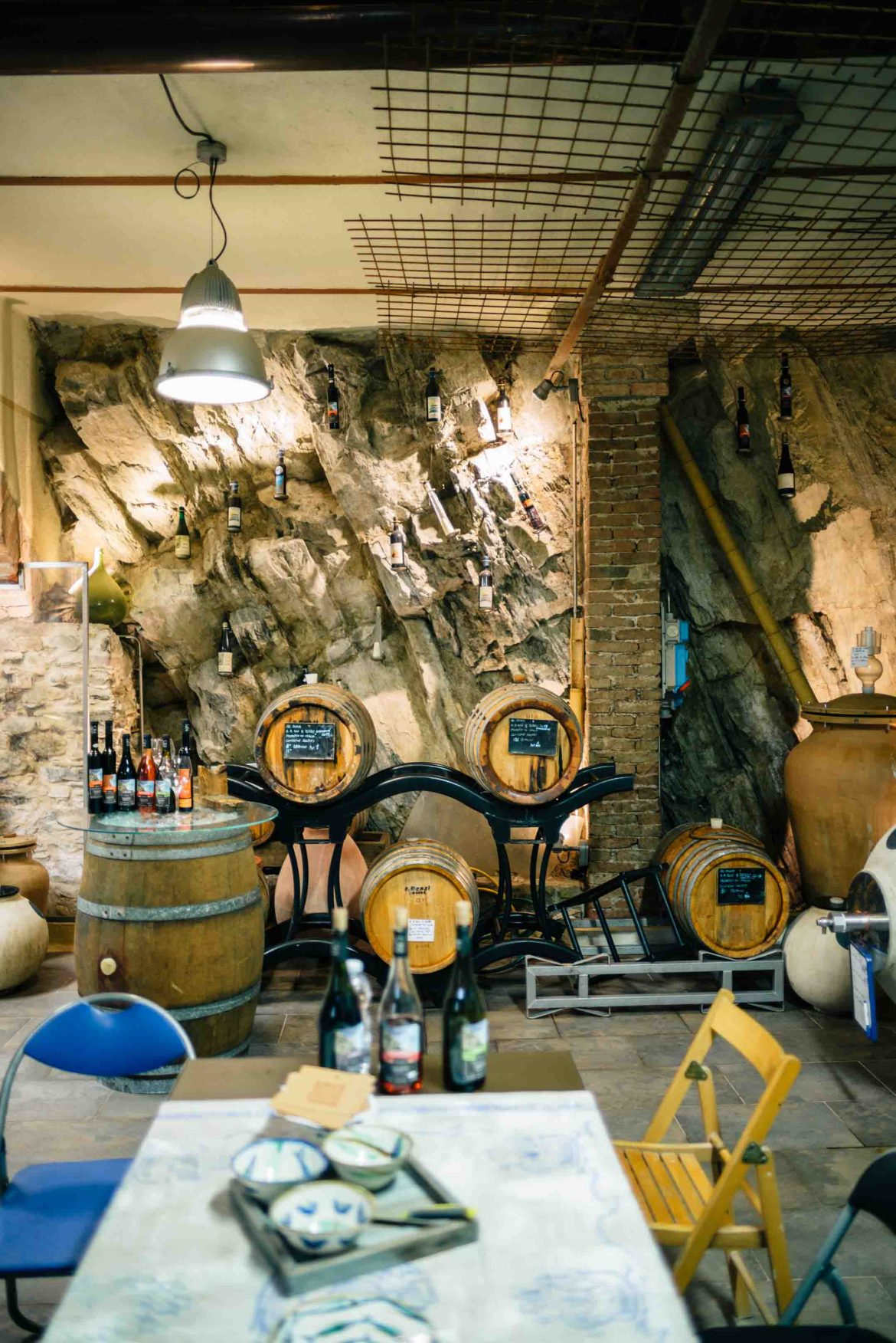 Visit the best winery inCinque Terre, The Taste Edit recommends to book an appointment for a wine tasting withHeydi Bonanini, winemaker at Azienda Agricola Possa winery. He ages his wine in chestnut and acacia barrels.