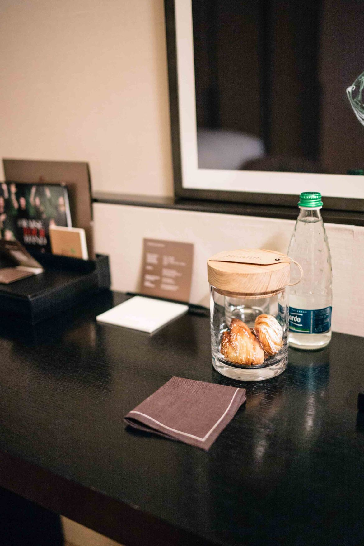 Spacious rooms and little extras like hot tea, nespresso, and more at the Hotel Bulgari Milano, The Taste Edit
