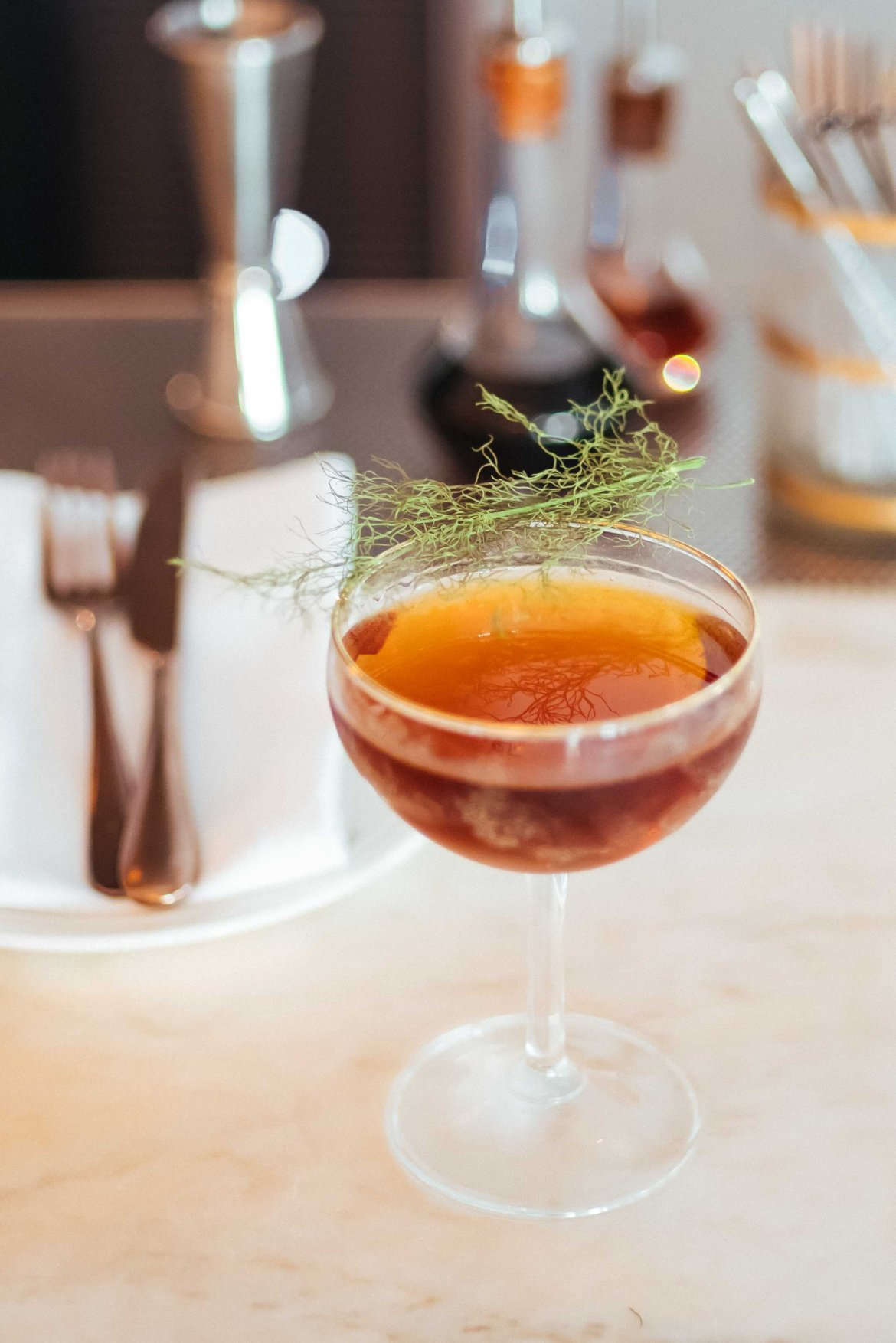 Find some of the best cocktails in Hollywood at Gwen Butcher Shop and Steakhouse Restaurant in Los Angeles, owned by Chef Curtis Stone.