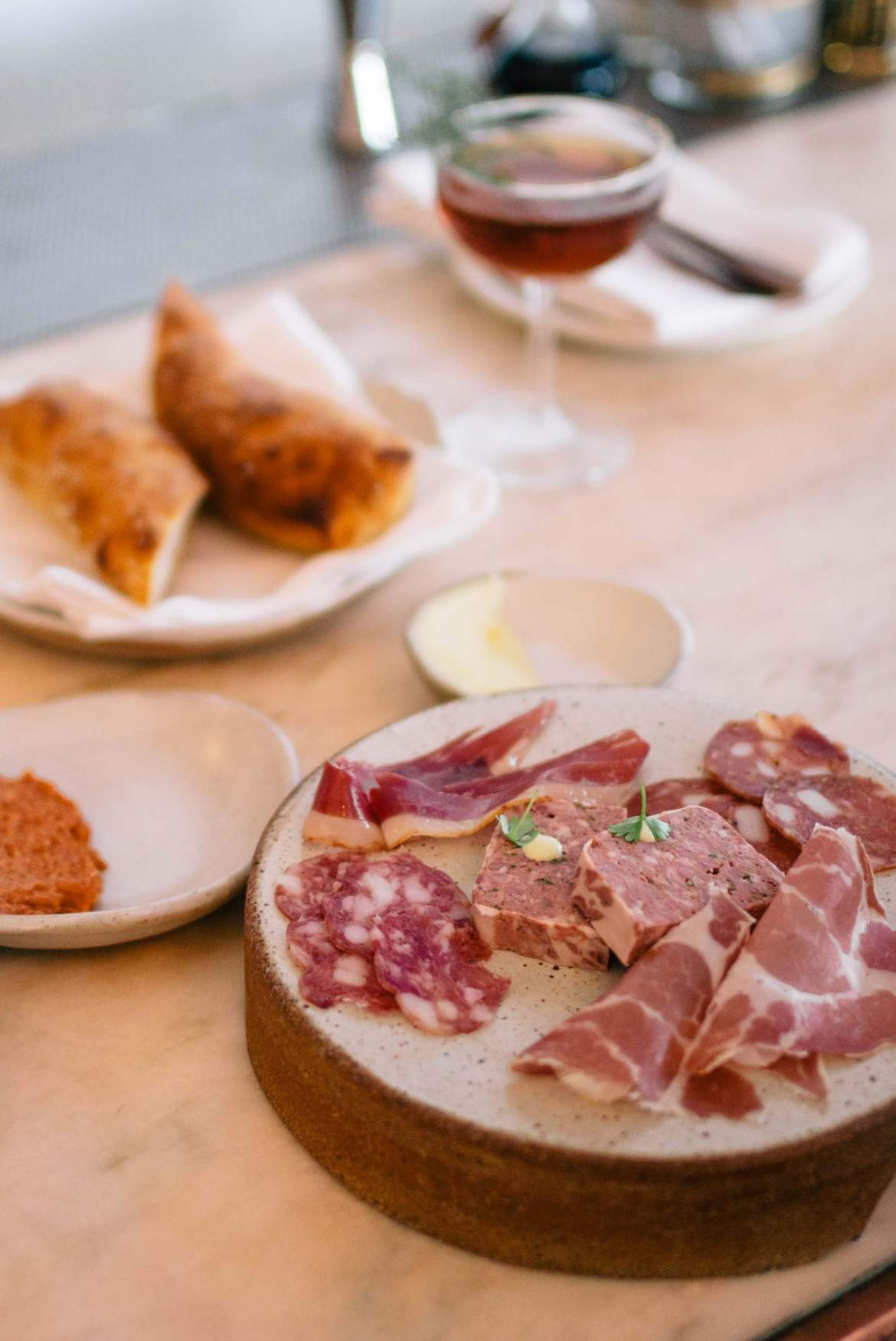 The Taste Edit recommends Gwen for the best cocktails in Hollywood visit Chef Curtis Stone's Gwen and try the homemade charcuterie from the butcher shop.