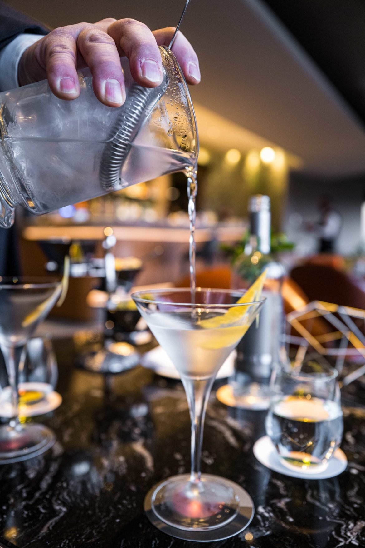 Order martinis on the rooftop of Hotel Eden Rome, The Taste Edit #hotel #rome #italy