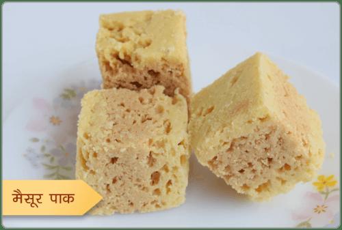 Buy Mysore Pak Sweet Online