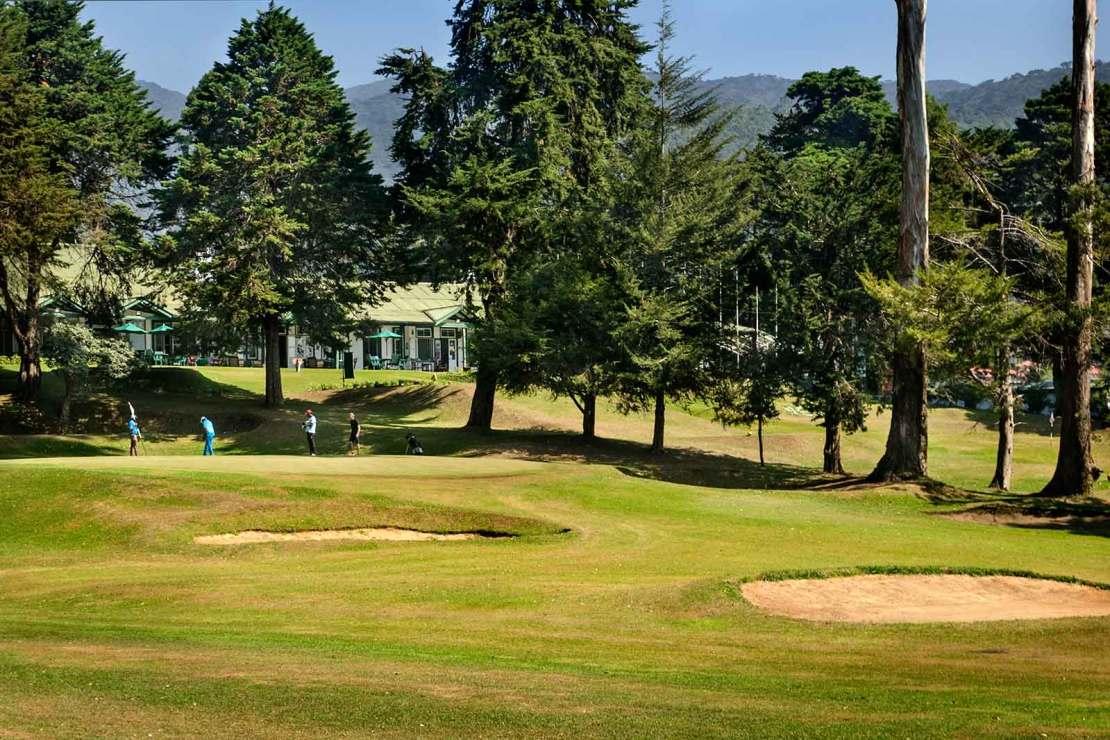 Pole golfowe, Nuwara Eliya na Sri lance