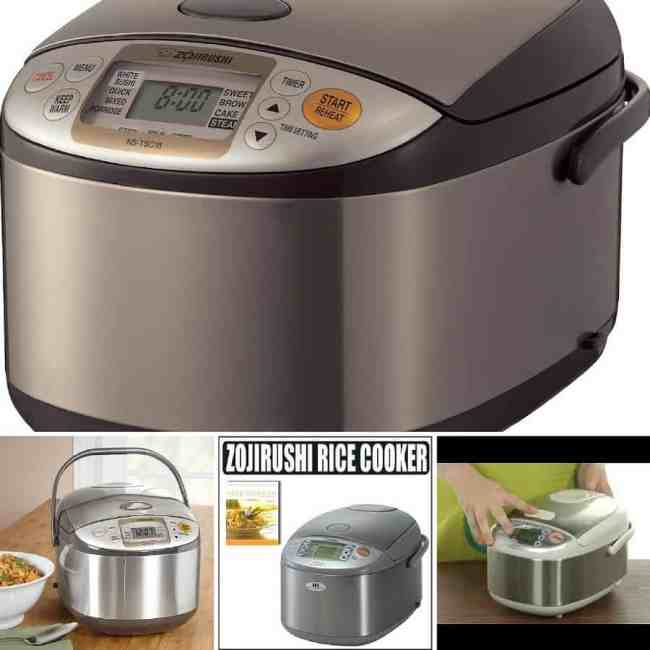 Zojirushi Micom Rice Cooker and Warmer NS-TSC18 review