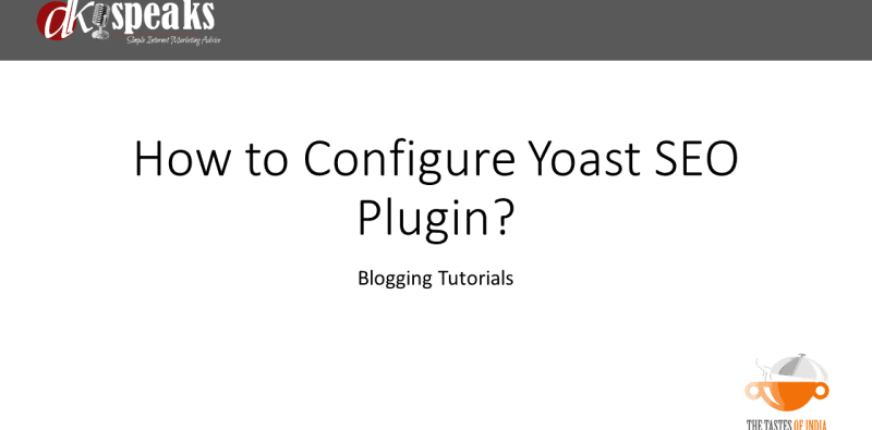 How to Configure Yoast SEO WordPress Plugin for Your Food Blog!
