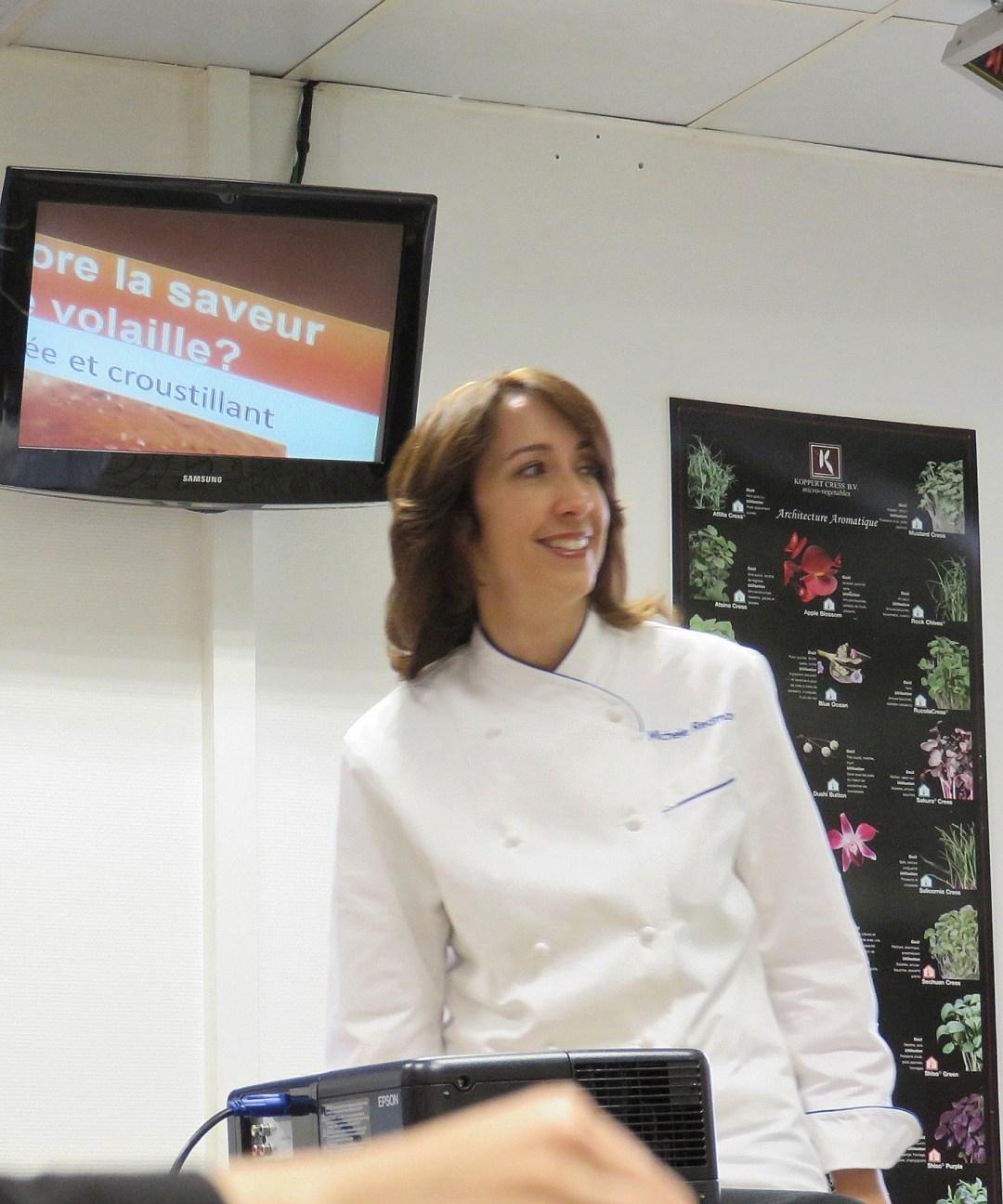 Teaching at Le Cordon Bleu Paris