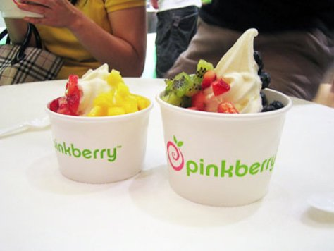 Pinkberry, New York City