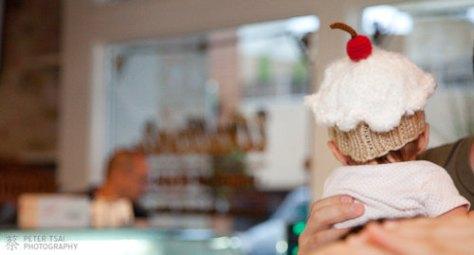 Austin Cupcake Smackdown Pre Party - Baby Cupcake